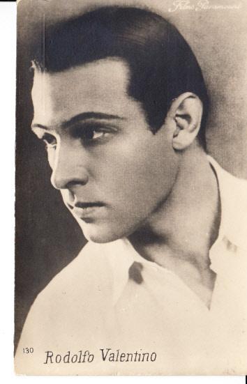 Rudolfo Valentino 1926 31 Jährig Verstorbener Womanizer Tänzer
