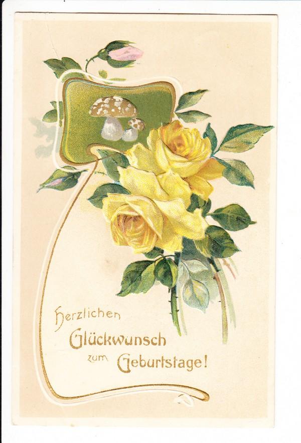 Autogrammkarte