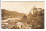 Burghausen, gelaufenes Unikat-Foto, April 1916,Text! Erh.i.O.